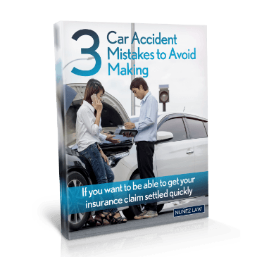 3 Car Accident Mistakes to Avoid Making - Nunez Law