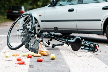 Bicycle Accident Insurance Investigation