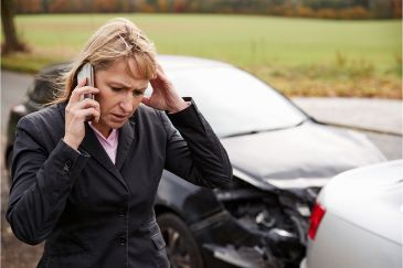 Car Accident Insurance Investigation