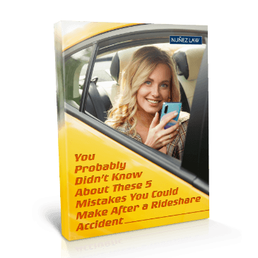 You Probably Didnt Know These 5 Mistakes You Could Make After A Rideshare Accident - Nunez Law
